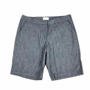 NEW J.Crew   Bermuda Casual Modest Shorts